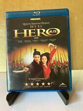 Jet li Hero - Blu Ray - Quentin Tarantino