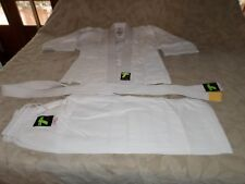 Kimono Judo  ,Mixte , Blanc , Marque  TAGOYA , Taille 000/110 , Excellent état