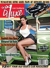 "CAR KULTURE DELUXE MAGAZINE - # 42 ""NEW!"" (October 2010)"