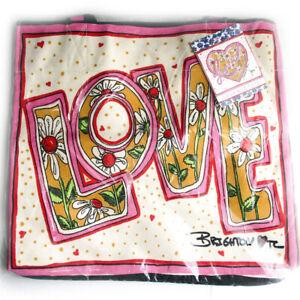 NEW Brighton Love Bag Tote NWT Shopper Love Bug Tote Handbag Heart RTL $150