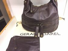 TTBE - Sac gerard darel st germain Midday Midnight 24h Marron Chocolat