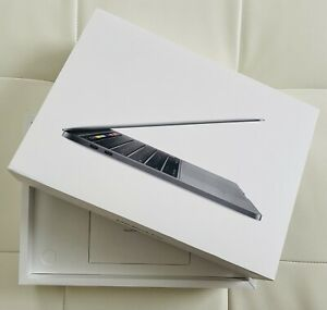 BOX ONLY for Apple MacBook Pro 13-Inch 1.4GHz 8GB 256GB Space Gray Model A2159