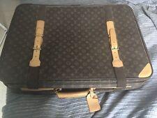"""Louis Vuitton """"Satellite 70 """" Authentic Suitcase"""