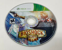 BioShock Infinite (Microsoft Xbox 360, 2013) Disc Only Tested Working