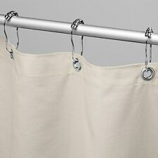 Bean Products Cotton Shower Curtain (Natural), [70