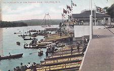 Rowing Club North West Arm HALIFAX Nova Scotia Canada 1907-15 Montreal Import PC