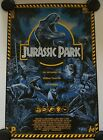 Jurassic Park Variant Leonardo Paciarotti Bottleneck BNG Poster Art Print Mondo