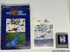 Atari XE - Blue Max