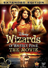 Disney Channel TV Show Wizards of Waverly Place The Movie Extended Edition DVD