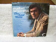 1967 The Last Waltz by Engelbert Humperdinck Vinyl Album, Decca/London Records