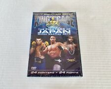 King of the Cage The Fighters of Japan DVD Box Set NEW Rampage Severn Lister ++