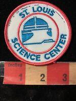 Missouri ST. LOUIS SCIENCE CENTER Patch 99C6
