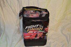 Disney Pixar Cars 2 Insulated Lunch Box