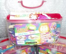 Loom Band Kit -Monster Mega Tail Kit, 600 bands, 10 charms stocking filler