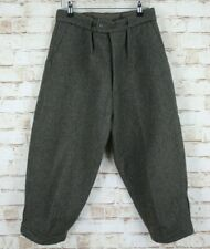 "ALPENDALE Grey Tweed Breeks Size W27"""