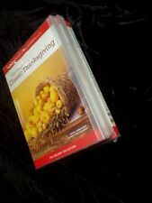 Martha Stewart 3 Dvd New Sealed Holiday Collection Set Decorating Cooking