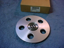 CENTER CAP Alum. Wheel BUICK NEW GM 25513314 CENTURY Brushed Stainless 1983-1989