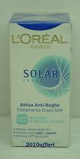 L'OREAL SOLAR EXPERTISE DOPO SOLE ATTIVA ANTI-RUGHE 50 ml
