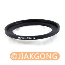 46mm-55mm 46-55 mm 46 to 55 Step Up Ring Adapter