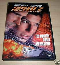 DVD Speed 2 - Neu - Sandra Bullock - Willem Dafoe