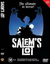 Salem's Lot DVD_Based on a STEPHEN KING Novel_Rare Cult Classic Horror