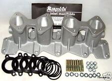 Ford Zetec 16v Mangoletsi Inlet Manifold 4286-45 Weber Carbs 45 DCOE x2