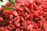 1kg getrocknete Goji-Beeren, natur, DEUTSCHE ANALYSE