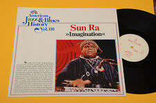 SUN RA LP IMAGINATION-GERMANY PRESS TOP EX+ ! AUDIOFILI !!