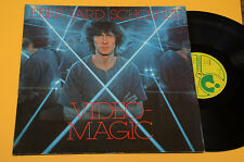 EBERHARD SCHOENER LP VIDEO MAGIC ORIG GERMANY PROG KRAUT 1978 GATEFOLD COVER