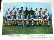Football League Review 1969-70 Huddersfield Town