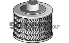 PURFLUX Filtro combustible CITROEN C4 C5 PEUGEOT 307 407 FORD FOCUS FIAT C489