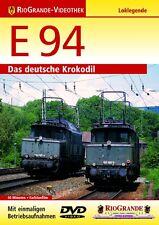 DVD E 94 - Das deutsche Krokodil Rio Grande
