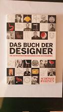 Schöner Wohnen Das Buch der Designer, Neuwertig