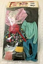 "New Vtg Old Stock, 1995, Horsman Curtain Call Kids Doll Clothes ""Jazz""  #18091"