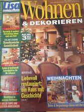 Lisa - Wohnen und Dekorieren - Nr. 12/1999