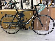 Bianchi IMPULSO,Shimano105 10X2 speed. Road bike.NEW.61cm.Black