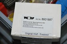 WOLF 8601887 ELEKTRONISCHER SPEICHERFÜHLER SW STECKER NEU: 2741080 FÜHLER