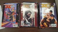 ultimate X-men Comic Lot full series 1-100 annual 1 2 vf+ bagged