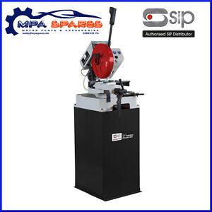 """SIP 01554 10"""" INDUSTRIAL CIRCULAR SAW 230V 1100W HEAVY DUTY INDUCTION MOTOR"""