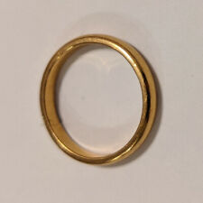 Yellow Gold Wedding Vintage Antique Solid