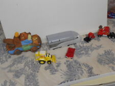 Lot of Vtg. Cars Movie Toys, Mater, Train, Mack Other
