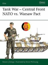 Tank War-Central Front (Elite Series No. 26), Zaloga, Steven J., Good Book