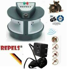 Ultra Triple High Impact Ultrasonic Duo Pro Rodent Mice Rat Pest Repeller