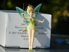 New Grolier Christmas Magic Ornament Tinker Bell WOW!