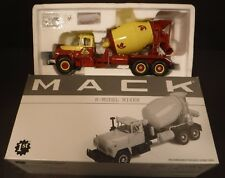 New First Gear Mack R-Model Mixer Bonanza Cement Mixer Truck 1/34 Mint 19-2593