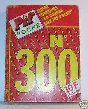 LIVRE BANDE DESSINEE BD MADE IN FRANCE ARNAL 290 PAGES PIF POCHE 300 b