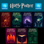 Harry Potter - Audio Books read by Stephen Fry - mp3 Digital Download Media