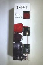 Opi Nail Polish 3-Pack My Holiday Shoes, Open Me First! Plum Me To You