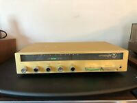 Rare Vintage Omega 1650T FM Tuner Very Early Transistor For Restoration