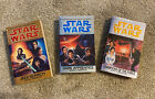 Complete 3 Volume Set STAR WARS The JEDI ACADEMY TRILOGY Kevin J Anderson Books